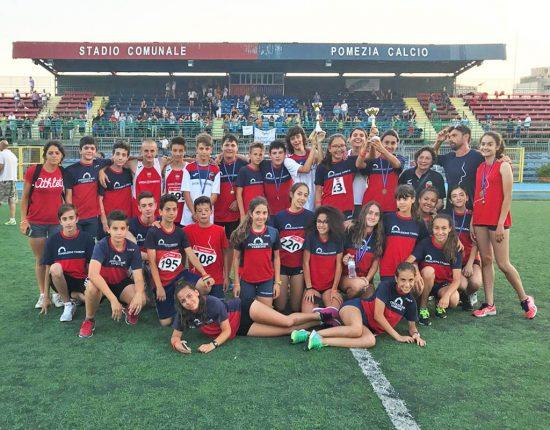 La diretta streaming della Coppa Campioni per club A con le ragazze della  Studentesca Milardi Rieti