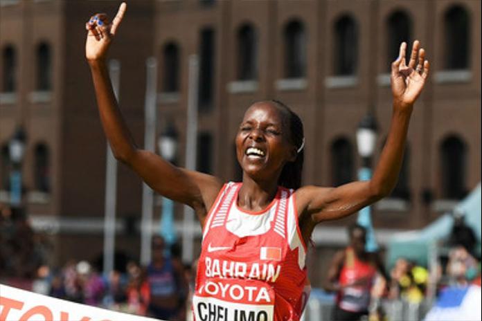La campionessa mondiale di maratona femminile correrà la World 10K Bengaluru il 19 maggio