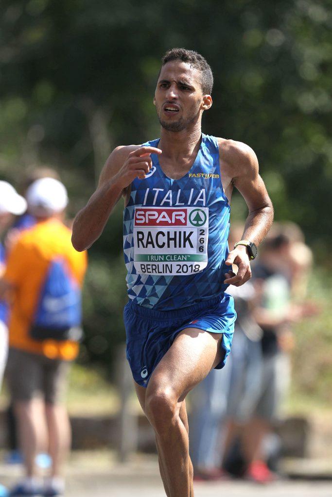 Stasera l'azzurro Yassine Rachik in diretta streaming  nella Mezza Maratona Mattoni in Repubblica Ceca