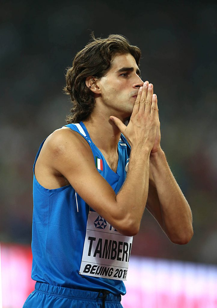 Gianmarco Tamberi rinuncia all'esordio di Shangai, tappa della Diamond League