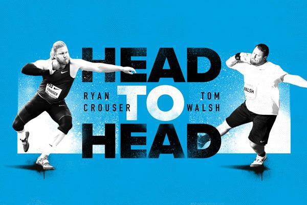 Un arrabbiato Tom Walsh sfida Ryan Crouser nel peso a Doha- RISULTATI LIVE