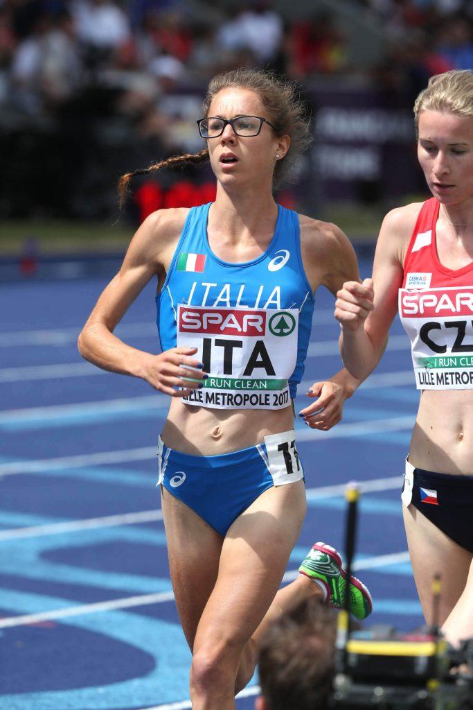 Risultati CDS, Isabel Mattuzzi PB nei 5.000 metri a Bolzano
