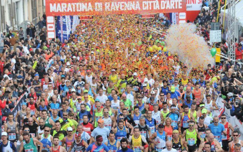 Campionati Italiani Assoluti e Master assegnati alla  Maratona di Ravenna 2019