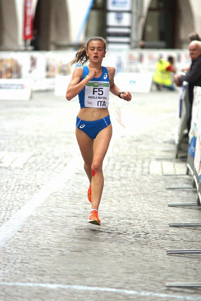 Risultati Oderzo: Angela Mettevi ottima seconda, le U20 splendida vittoria