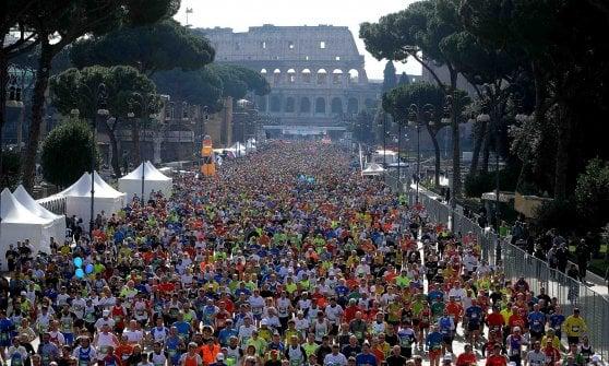Maratona di Roma: approvata l'aggiudicazione provvisoria per l'organizzazione 2020/2022