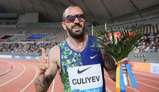 Il video di Ramil Guliyev che corre i 200 in 19.99 a Doha