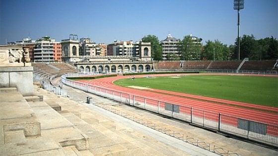 Sos in difficoltà l' atletica a Milano,  servono nuovi impianti