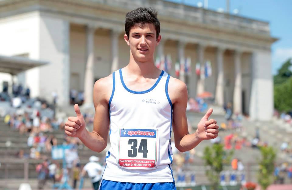 STEFANO SOTTILE: benvenuto nel club dei 2m e 30 - di Giuseppe Baguzzi