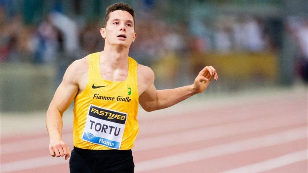 Filippo Tortu si piazza 4° nei 100 metri della Diamond League
