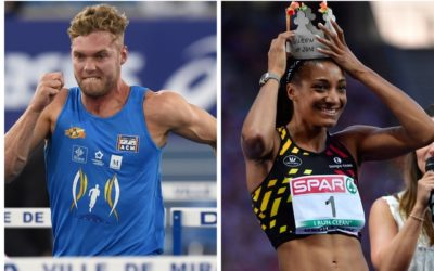 Il LIVE STREAMING ora del Decastar con Kevin Mayer e Nafissatou Thiam