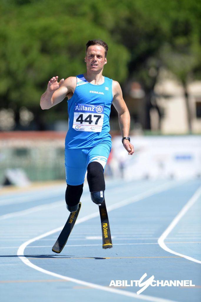 """Il campione paralimpico Andrea Lanfri lascia l""""atletica per colpa delle nuove regole"""