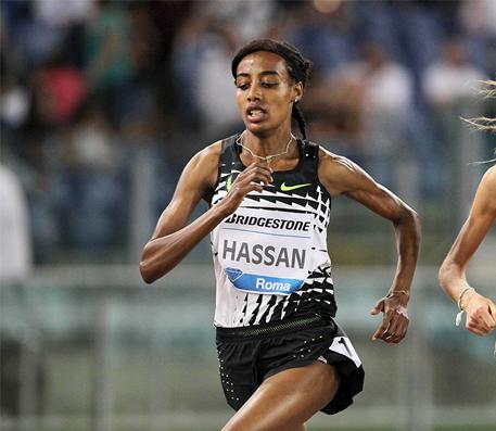 Sifan Hassan a caccia del record europeo nei 5000 oggi a Hengelo- La Diretta