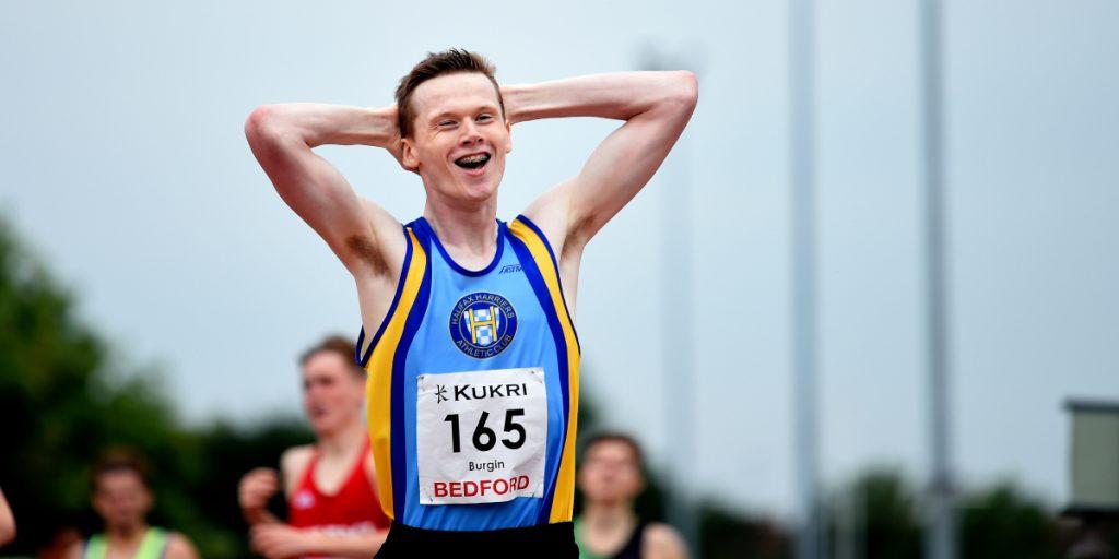 Il video dello straordinario 1:45.36 sugli 800 metri del 17enne Max Burgin