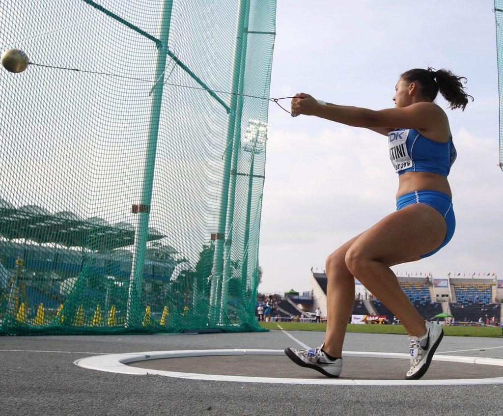 Sara Fantini abbatte la barriera dei 70 metri! Record italiano U23