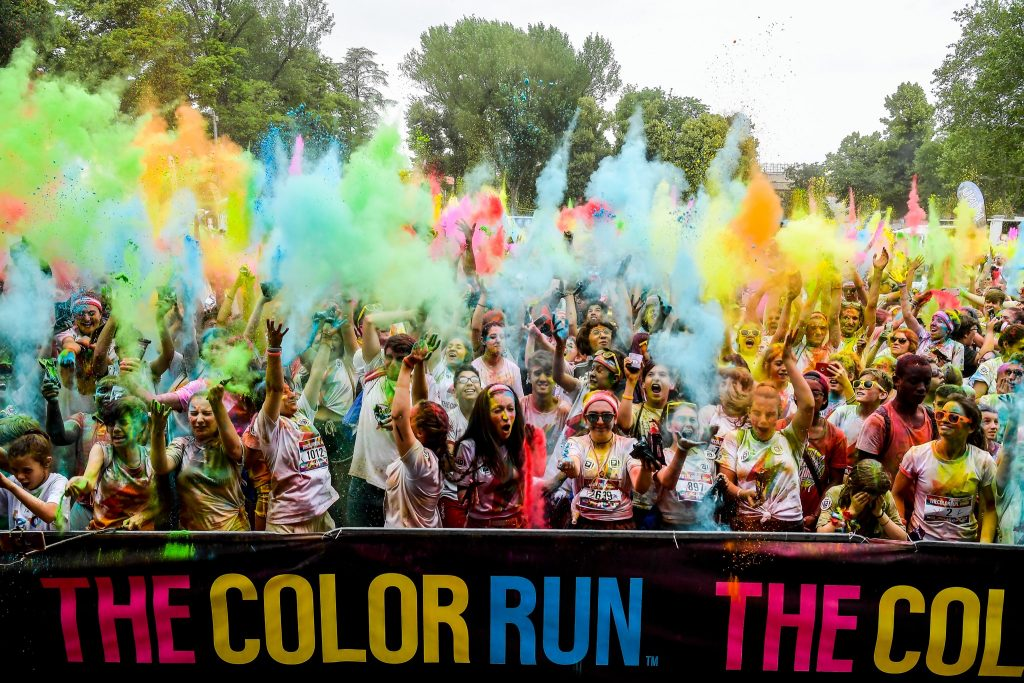 The Color Run 2019. UN'ESPLOSIONE DI COLORI HA INVASO PARMA - 5089 I COLOR RUNNER ALLA TAPPA INAUGURALE