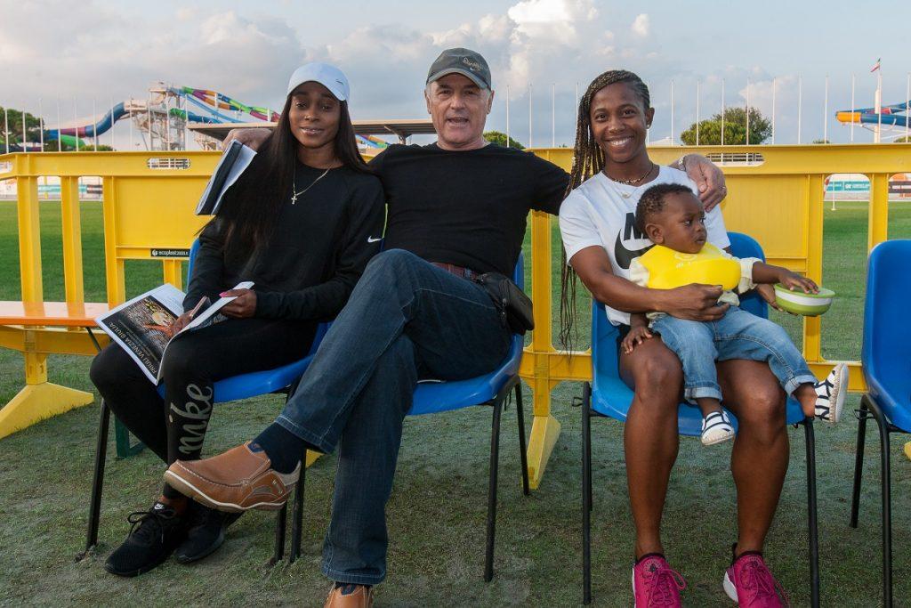 Fraser e Thompson, leader mondiali della velocità, in arrivo a Lignano con 30 atleti giamaicani