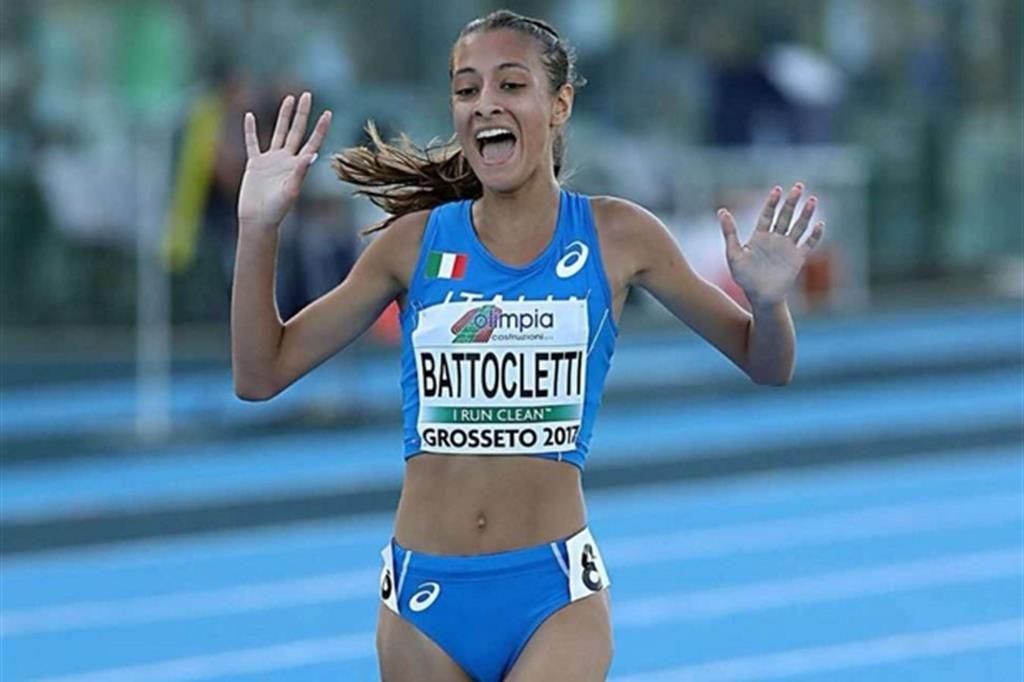 Nadia Battocletti vince il titolo italiano nei 5000 a Rieti
