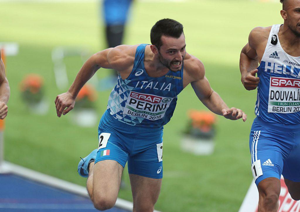 In Francia Lorenzo Perini sfiora il PB nei 110 hs-il video- seconda Elena Bellò negli 800 m.