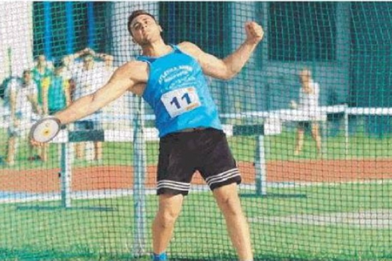 Cds Argento, Carmelo Musci si migliora  di quasi 4 metri nel disco di Imola
