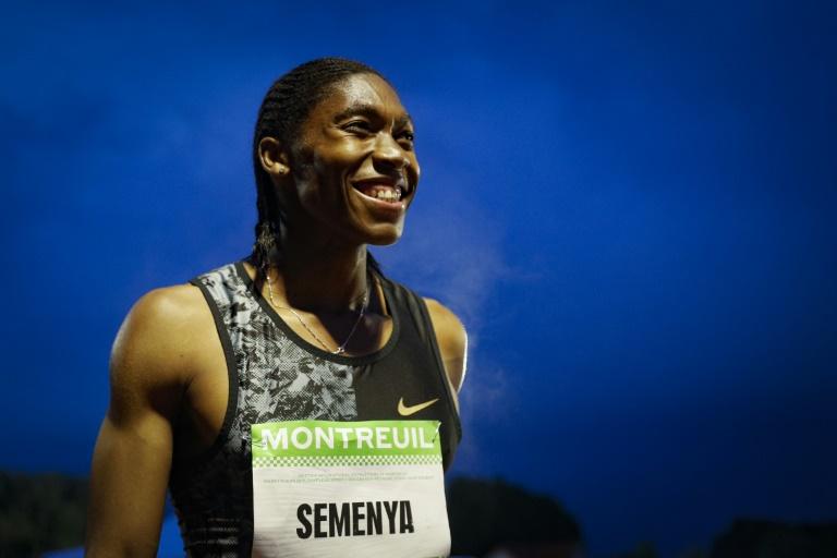 """Telenovela Semenya ep. 2: """"Gli organizzatori di Rabat mi hanno impedito di correre oggi"""""""