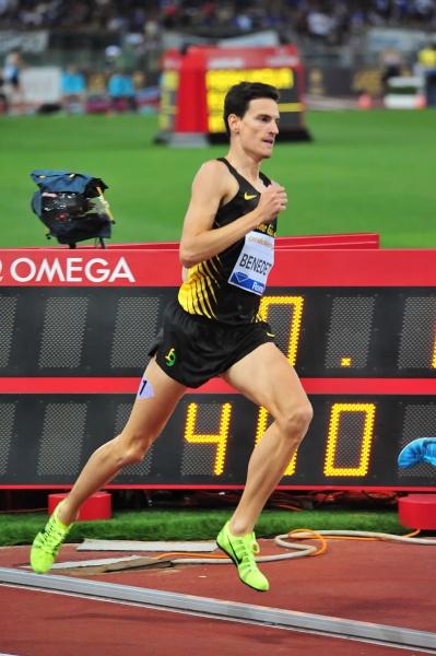Giordano Benedetti debutta oggi negli 800 metri in Svezia -la diretta streaming