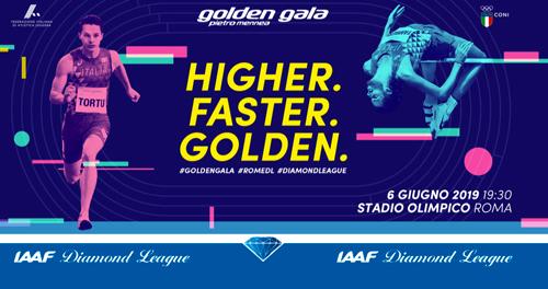 Golden Gala: LA DIRETTA TV STASERA DALLE 20.00 SU RAISPORT con gli orari degli AZZURRI