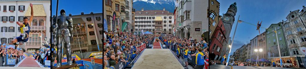 Juan Miguel Echevarria (CUB) e Konstantinos Filippidis (GRE) vincono la  Golden Roof Challenge 2019 a Innsbruck (AUT)