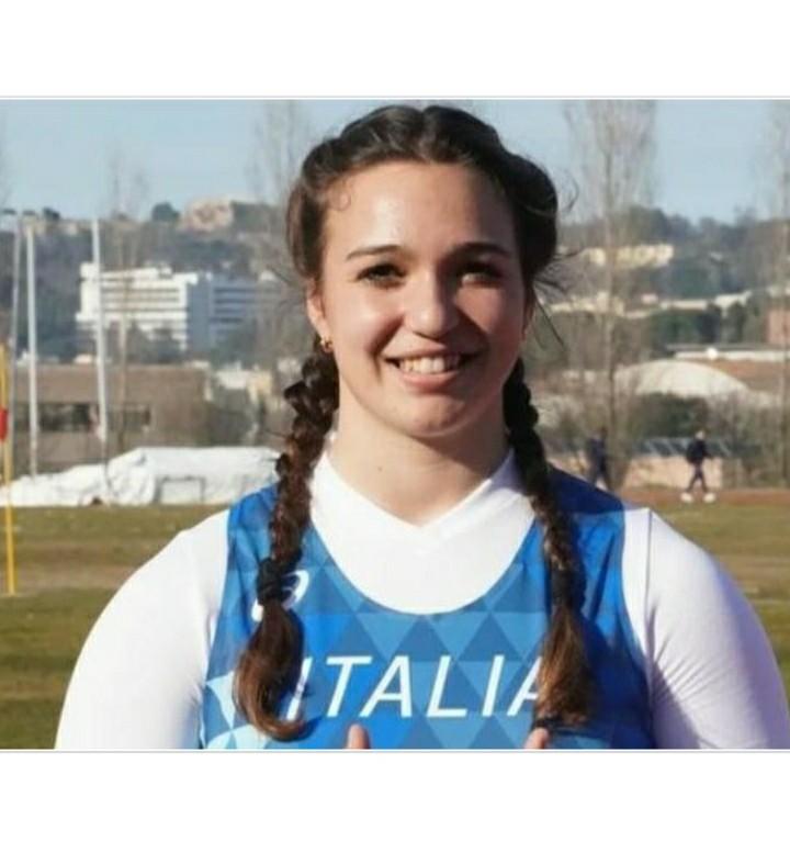 Tricolori Agropoli: Rachele Mori  vince il martello e sfiora il personale
