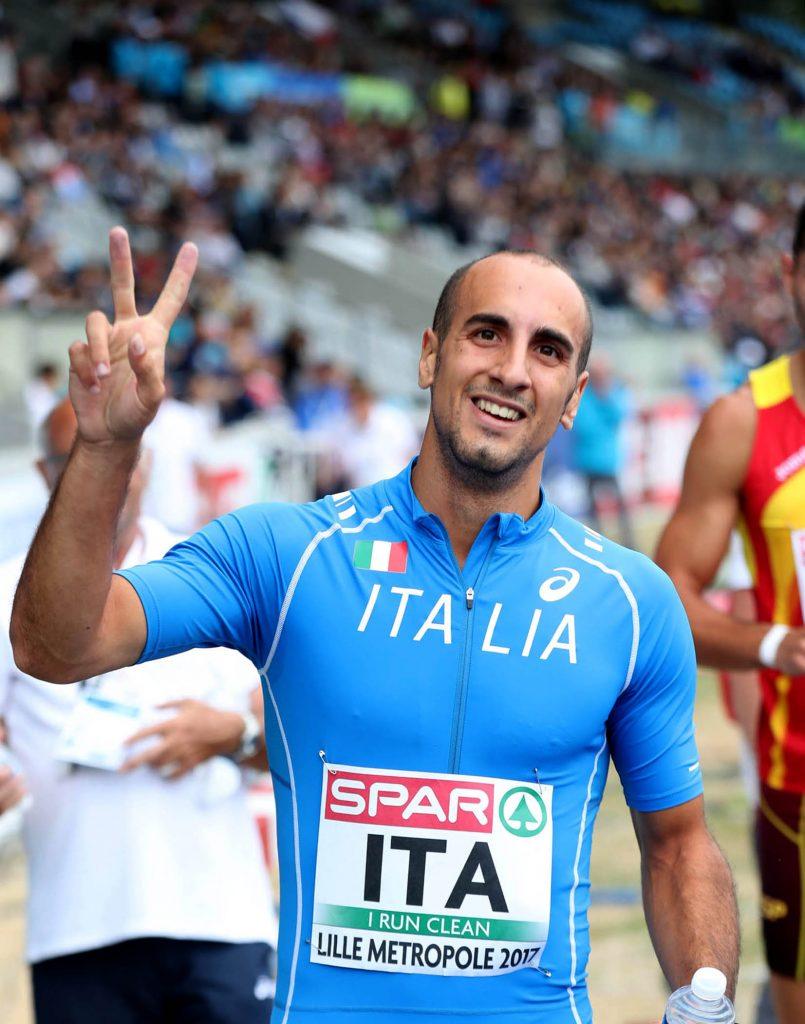 """Davide Re frantuma il muro dei 45"""" nei 400 metri, record italiano"""