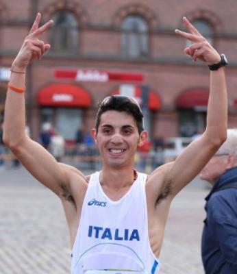 Un grandioso Massimo Stano stampa la seconda prestazione italiana di sempre nella 20km di marcia