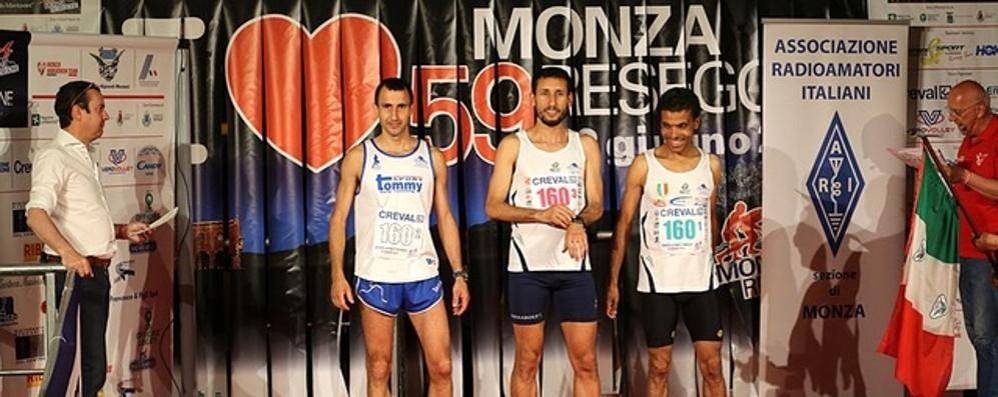 Risultati Monza-Resegone: vince l'Atletica Desio in 3:08:54