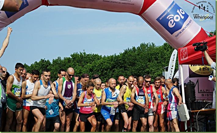 Runner e plogger: tutti vincitori alla 5° CORRI con SAMIA