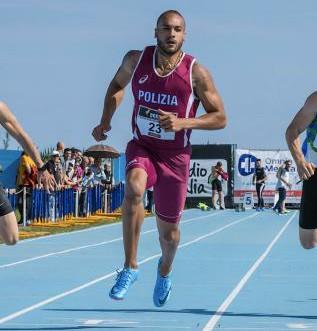 Macell Jacobs oggi in gara nei 100 metri in Finlandia- LA DIRETTA
