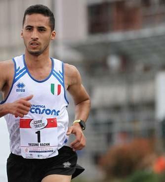 Yassine Rachik correrà oggi -LIVE STREAMING- la terza mezza maratona in Repubblica Ceca