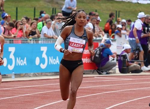 Decastar: Nafissatou Thiam, nonostante un infortunio al gomito vince l'eptathlon con la miglior prestazione mondiale
