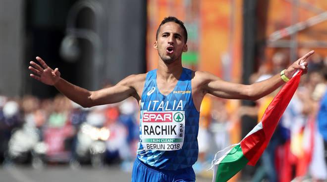 Yassine Rachik stravince anche la  Mattoni Olomouc Half Marathon