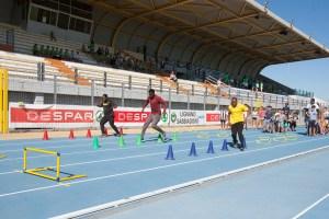 Allo Stadio con i Campioni - Mini olimpiade con i campioni giamaicani e i ragazzi di Lignano (26 luglio, 8.30, Stadio Teghil)