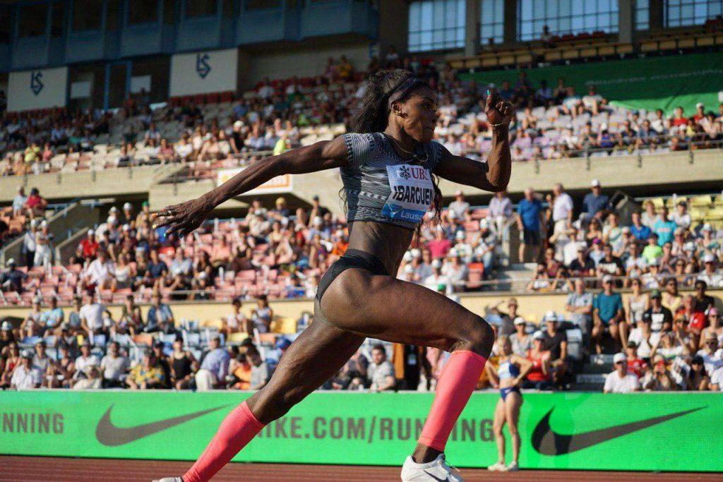 Losanna Live: nel triplo femminile miglior salto mondiale di Caterine Ibarguen