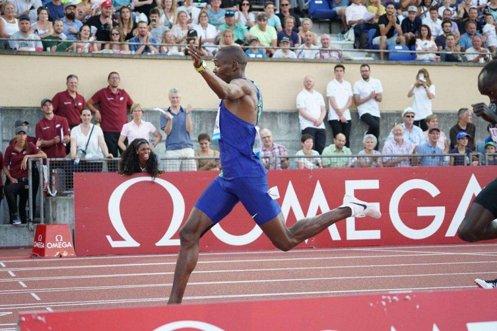 Losanna: grandissimo 800 metri, sei uomini corrono sotto 1: 45!