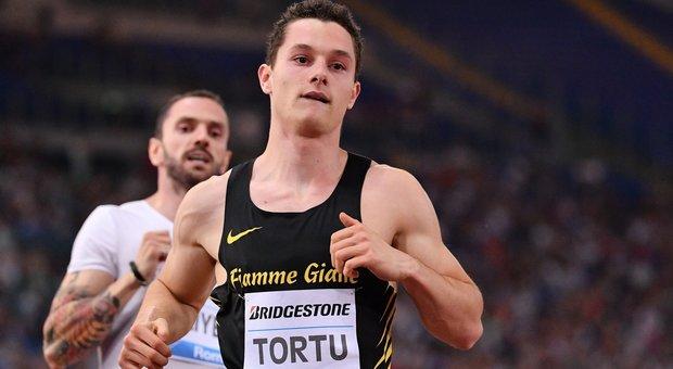 Filippo Tortu si ferma fino ad agosto dopo l'infortunio