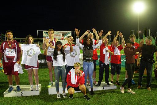 30° Meeting Sport Solidarietà - la pioggia non ferma le stelle dell'atletica che brillano al Teghil