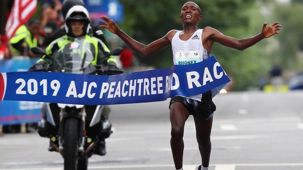 Mega premio di 50.000$ per aver battuto i record della 10 km di Atlanta