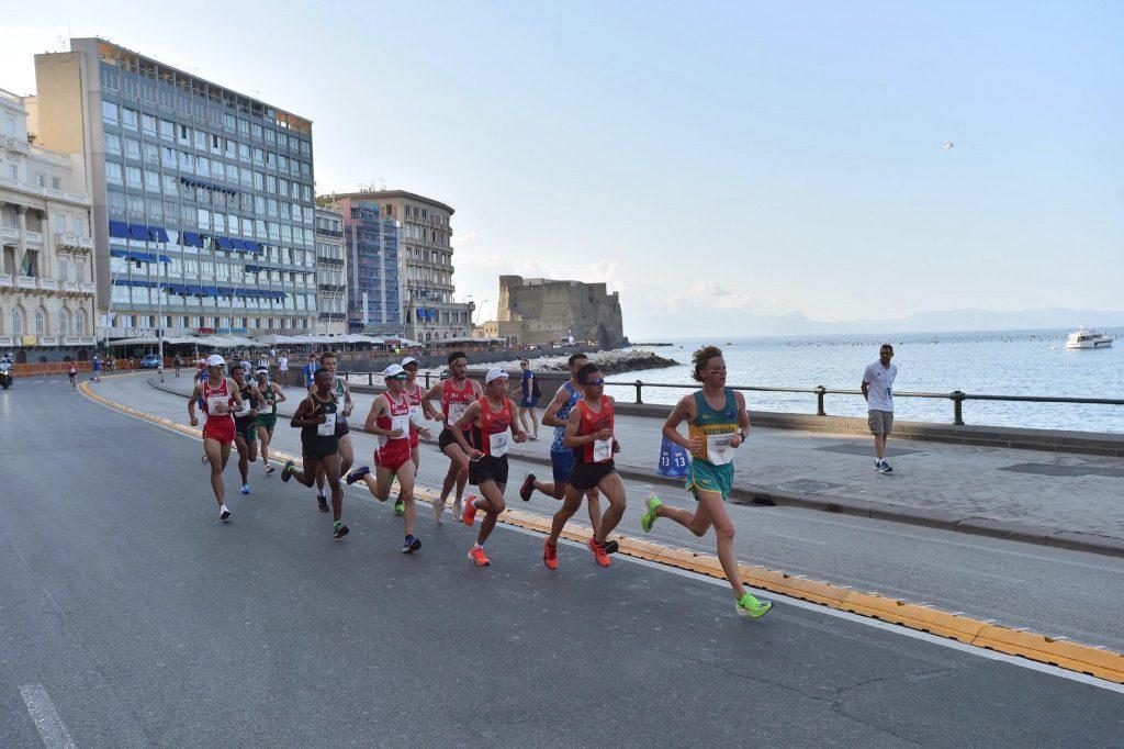 Universiadi atletica: squalificati 2 cinesi nella Mezza Maratona  per aver infranto le regole dei rifornimenti