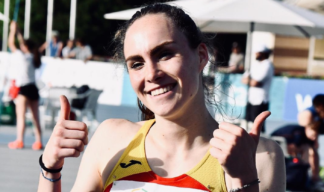 Europei U 20: impetuoso record italiano eguagliato da Vittoria Fontana nei 100 metri