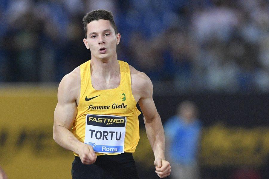 Filippo Tortu ha ripreso gli allenamenti, ma i tempi del recupero completo si allungano