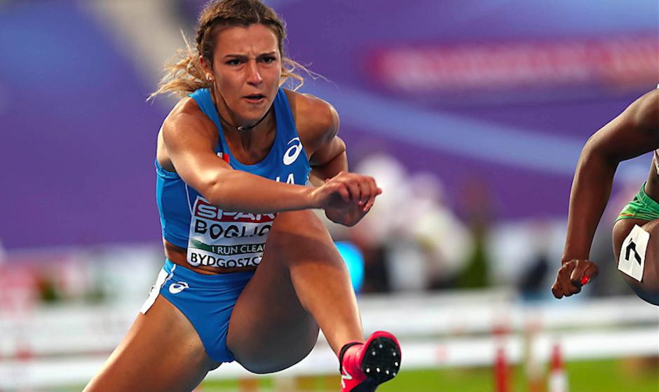 Universiadi atletica: Luminosa Bogliolo sfiora il PB nei 100 ostacoli e va a caccia dell'oro