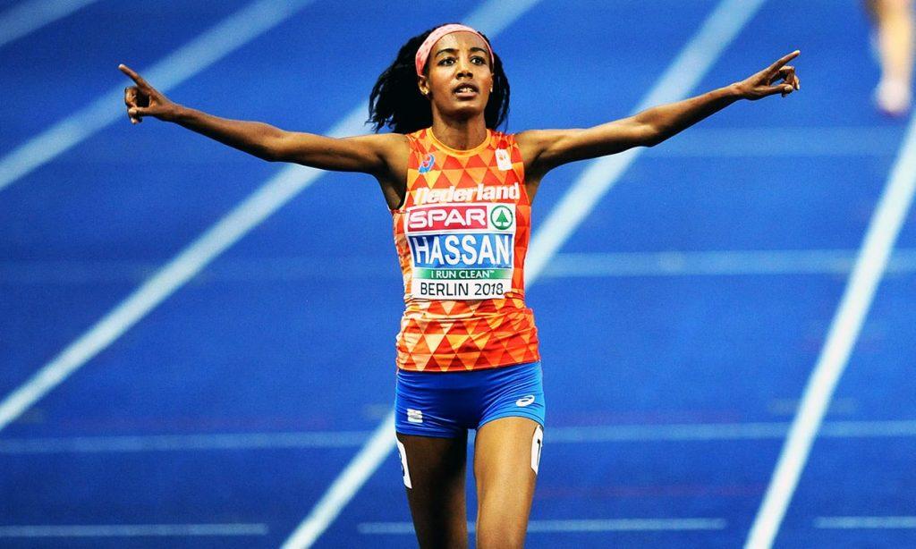 Sifan Hassan migliora ancora il record europeo dei 5.000 a Londra