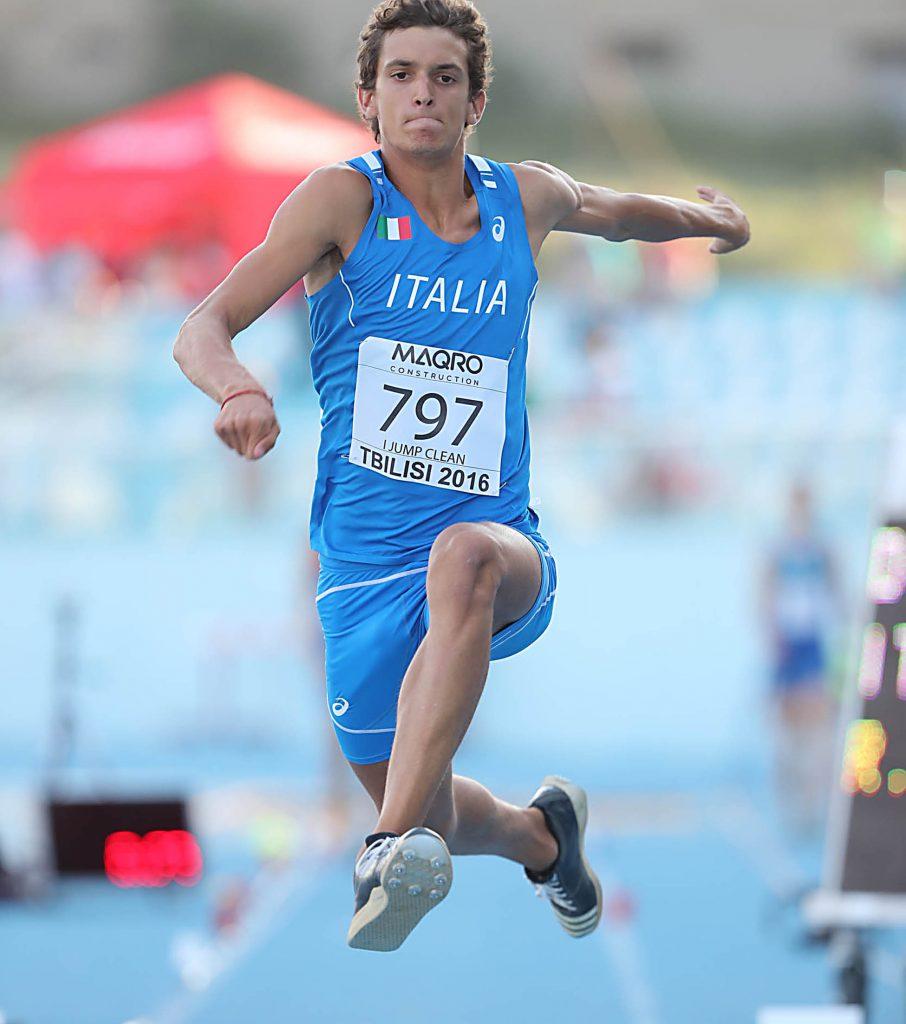Europei U 23: grandioso bronzo con PB per Andrea Dallavalle nel triplo