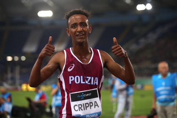 Il video del fantastico 13:07.84 di Yeman Crippa che sfiora il record italiano dei 5000 di Totò Antibo