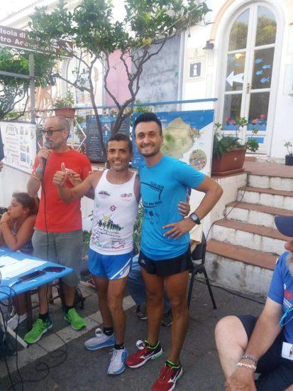 Podismo: L'ottava edizione del Giro a Tappe Isola di Ustica Trofeo AMP proclama i suoi vincitori, tra le società trionfo del Gruppo Amatori Podismo Saronno.